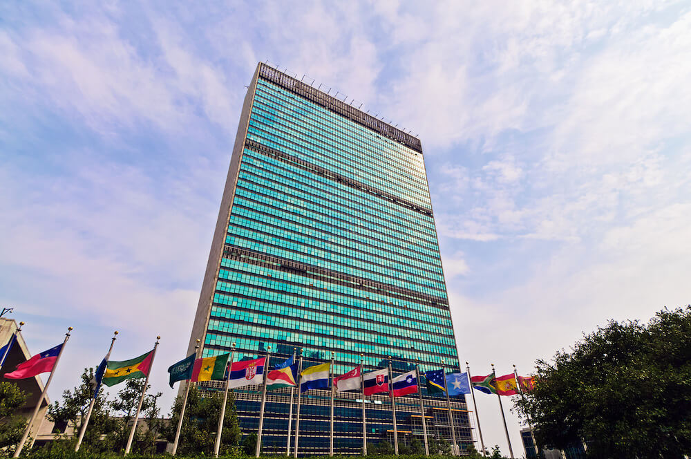 United Nation Building Nyc